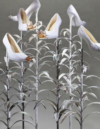 Chiho Akama, 'Lilies 2', 2012