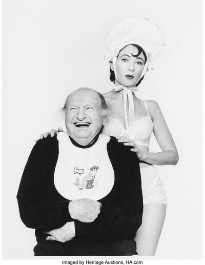 Len Prince, 'Al Lewin and Ann Magnuson, Paper Magazine', 1992