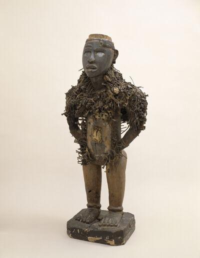 'Standing figure (Nkondi)'
