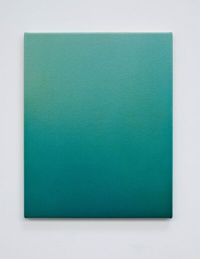 Oliver Marsden, 'Turquoise Green Fade OMS 590', 2016