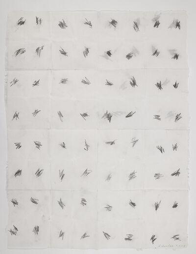 William Anastasi, 'Without Title (Pocket Drawing, 4.3.67)', 1967
