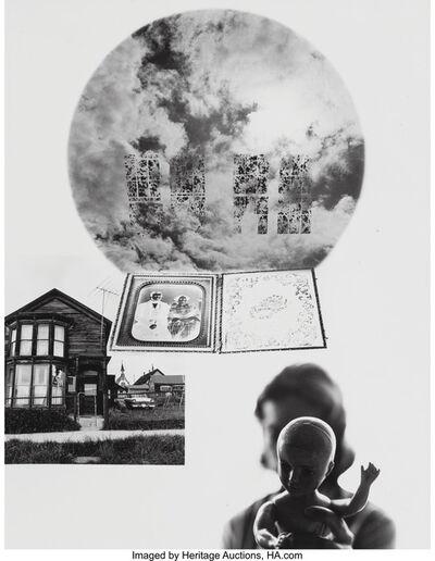Jerry Uelsmann, 'Forgotten Heritage', 1969