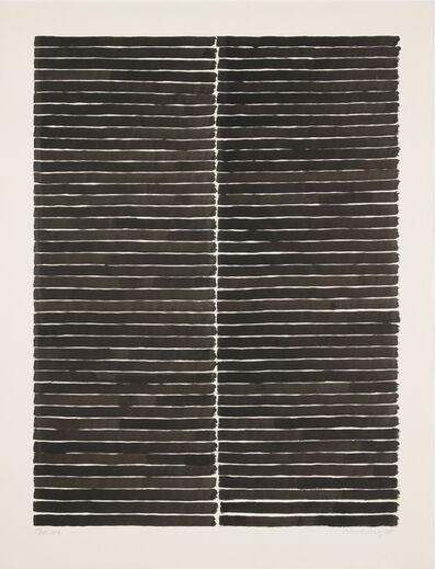 Jan Schoonhoven, 'T 75-152', 1975