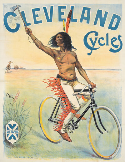 Pal, 'Cleveland Cycles.', ca. 1898