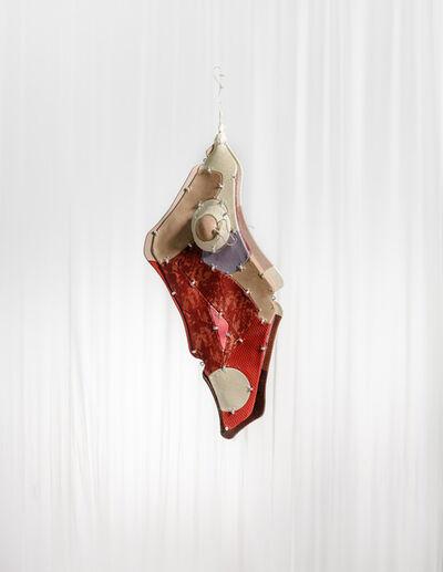 Lee Bul, 'Untitled (Anagram Leather #6)', 2004/2018