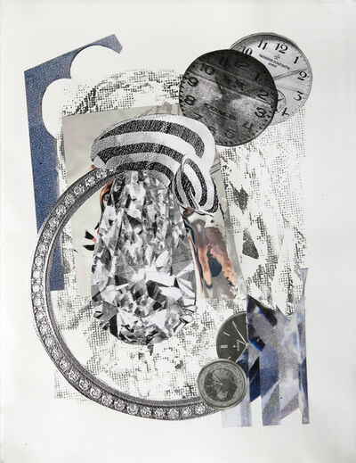 Francesca Pastine, 'Untitled #3, Time and Money Series', 2016