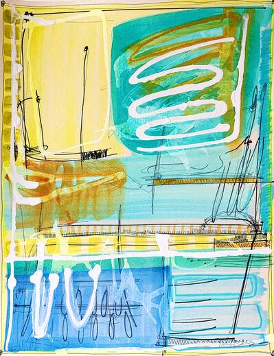 Kiah Bellows, 'Summer Series: Abstract Study 5', 2019