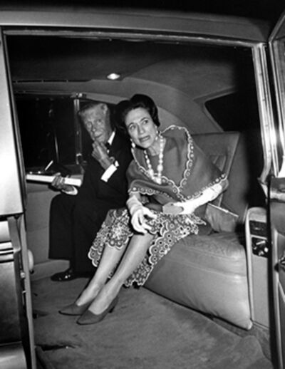 Ron Galella, 'The Duke and Duchess of Windsor at the opening of Wildenstein Gallery, New York', 1968