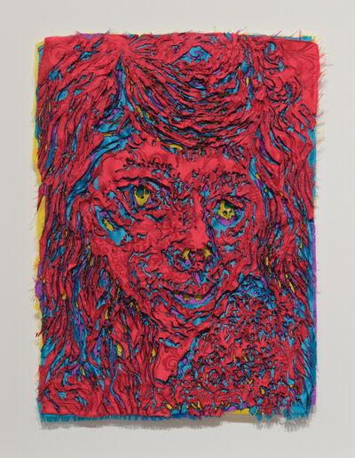Hyon Gyon, 'Portrait I', 2009