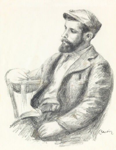 Pierre-Auguste Renoir, 'Louis Valtat', 1904