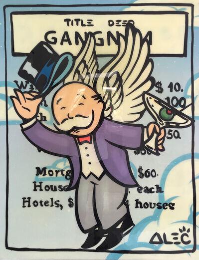 Alec Monopoly, 'Title Deed: Gangnam', 2016