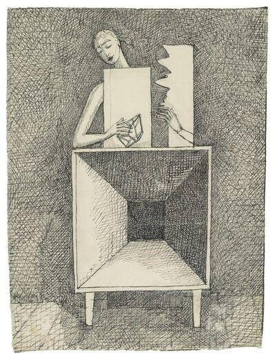 Alberto Giacometti, 'Surrealist Composition (Composition surréaliste)', 1933