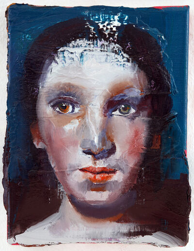 Rayk Goetze, 'Portrait N°1', 2019