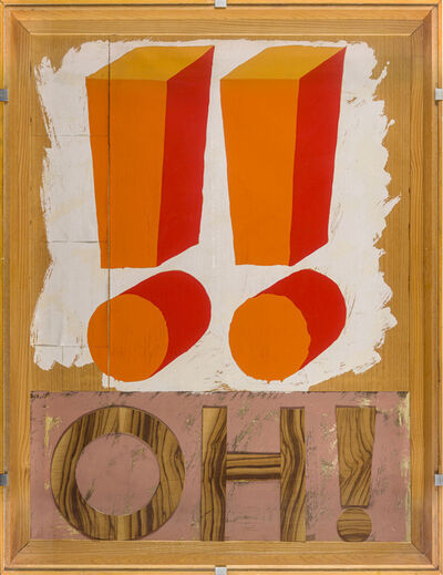 Joe Tilson, 'Untitled', 1975