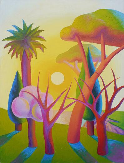 Salvo, 'Paesaggio (Landscape)', 1987