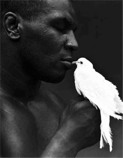 Michel Comte, 'Mike Tyson - Limited Edition 2/20 -', 1990