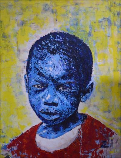 Dennis Osakue, 'The Boy', 2018