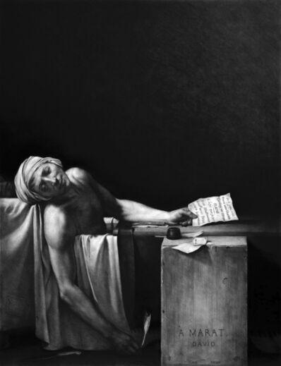 Kepa Garraza, 'The death of Marat', 2019