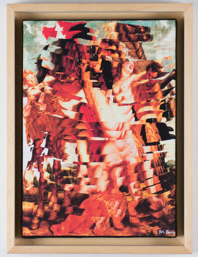 Pol Bury, 'The Rape of the Dauthgers of Leucippus, after Rubens', 2001