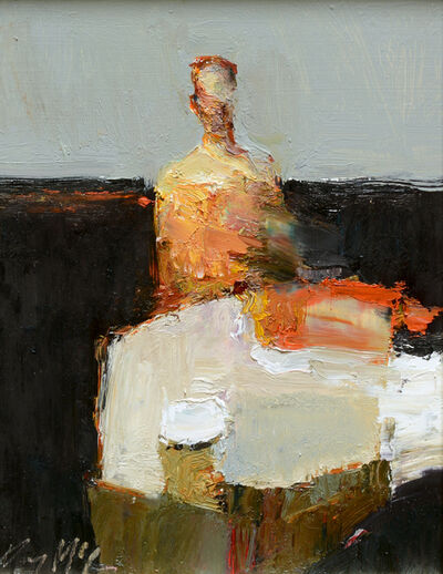 Danny McCaw, 'Figure at Table', 2015