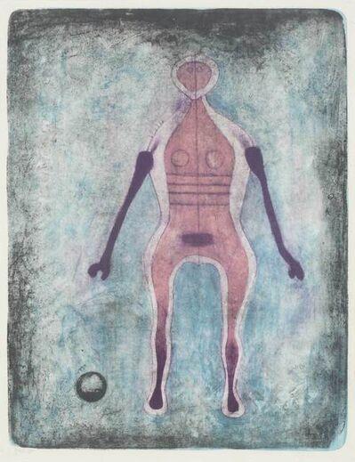 Rufino Tamayo, 'La Negra (Pereda 109)', 1969