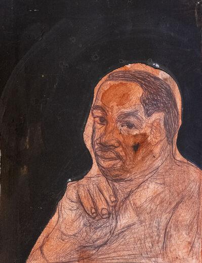 Jeffrey Spencer Hargrave, 'Martin Luther King Jr.', 2020