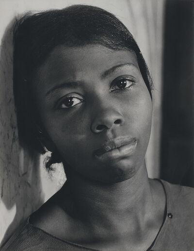 Consuelo Kanaga, 'Annie Mae Merriweather', 1935