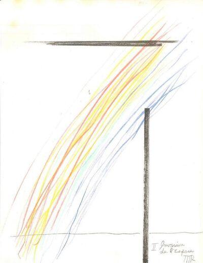 Man Ray, 'Invasion de l'Espace', 1975