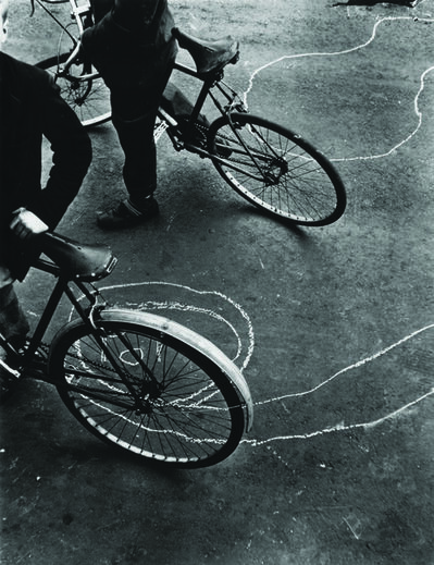 Roger Mayne, 'Bicycle and graffiti, Portland Road, North Kensington, London, 1957', 1957