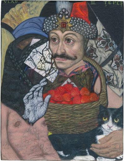 Emmanouil Bitsakis, 'Vlad Tepes (Dracula)', 2019