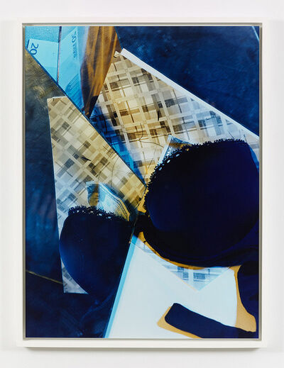 Eileen Quinlan, 'Chromogenic print mounted on plexiglass', 2011
