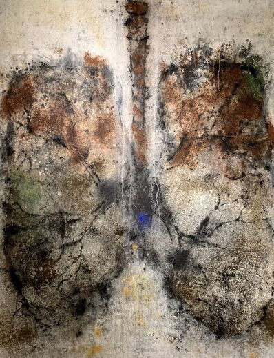 ALIOU DIACK, 'Poumons', 2019