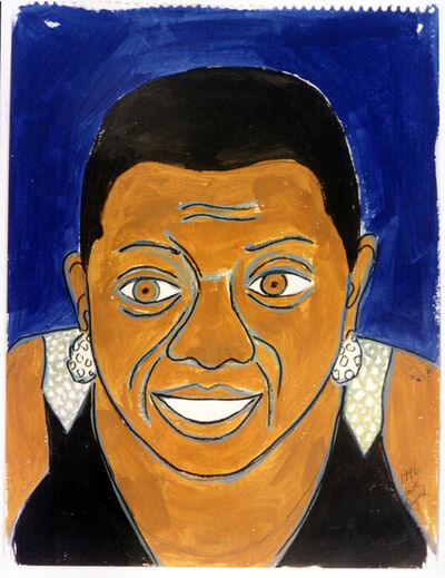 Faith Ringgold, 'Bessie's Blues', 1996
