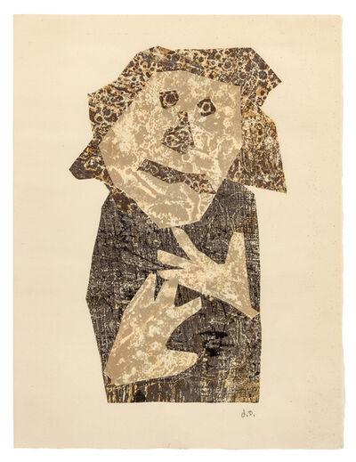 Jean Dubuffet, 'Plaignante'