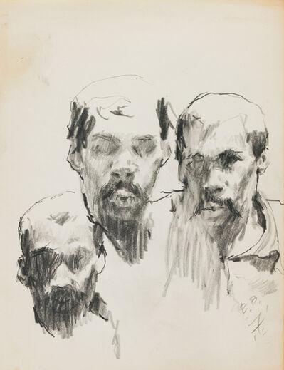 Ed Bereal, 'Untitled (Self Portrait) EB-19', 1958-1965