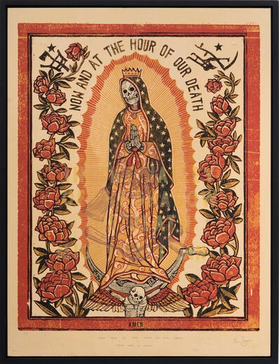 Ravi Zupa, 'Now And At The Hour Of Our Death', 2019