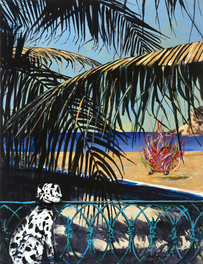 Gordon Rayner, 'Bruja de la Manana (Morning Witch, Puerto Escondido) ', 1994
