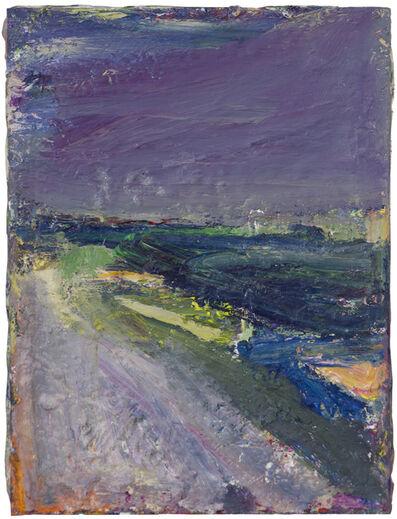 Terry St. John, 'Nocturne, Ban Am Puhr', 2017