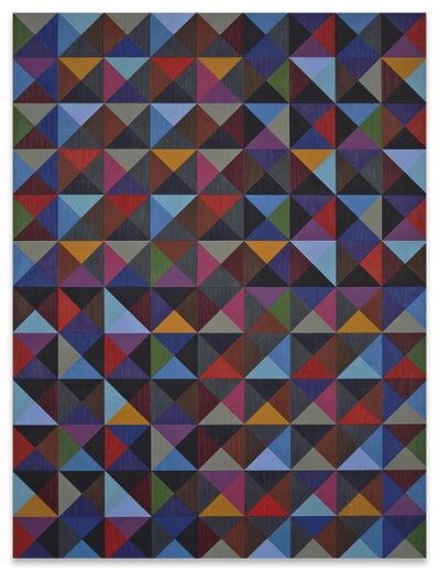 Karl Benjamin, '#8', 1967