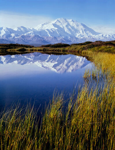 Philip Hyde, 'Mt. Denali Reflection Pond, Denali National Park, Alaska', 1971