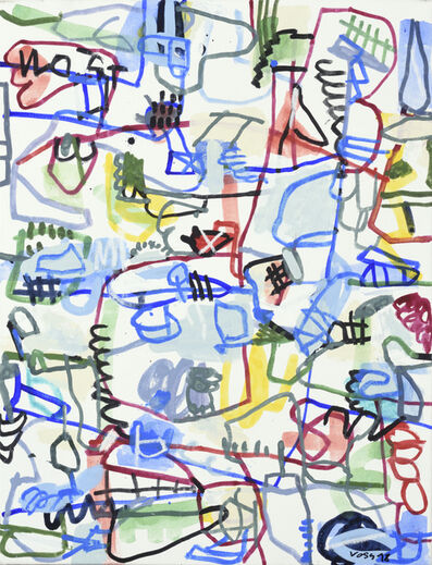 Jan Voss, 'Untitled', 2018