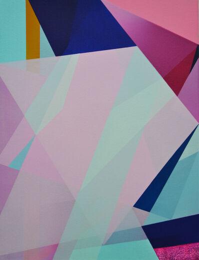 Marna Shopoff, 'Pink and Blue', 2016