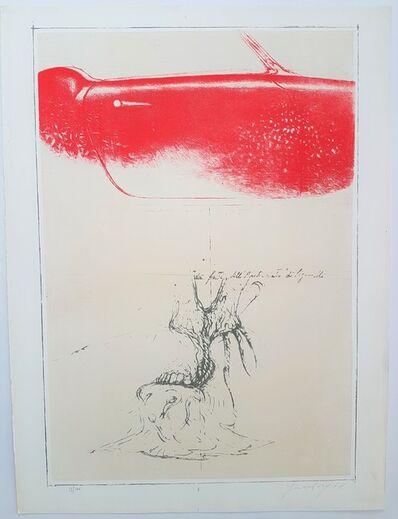 Piero Guccione, 'Images', 1968