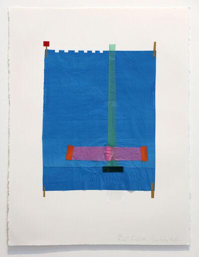 Pepe López, 'Color over Color #1', 2018