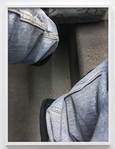 Paul Hutchinson, 'Ringbahn, floor view', 2020