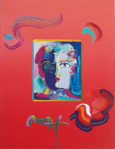 Peter Max, 'FAUVE (OVERPAINT)', 2010
