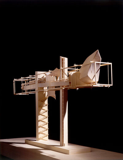 Hariri & Hariri Architecture, 'FOG HABITAT', 1994