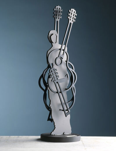 Arman, 'Venus à cordes.', 2001