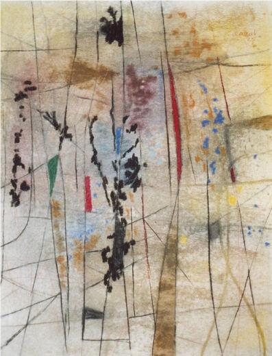 Caziel, 'Composition 02.1965', 1965