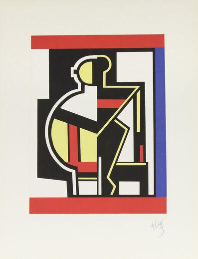 Fernand Léger, 'Mechanical Composition after Fernand Leger', 1953
